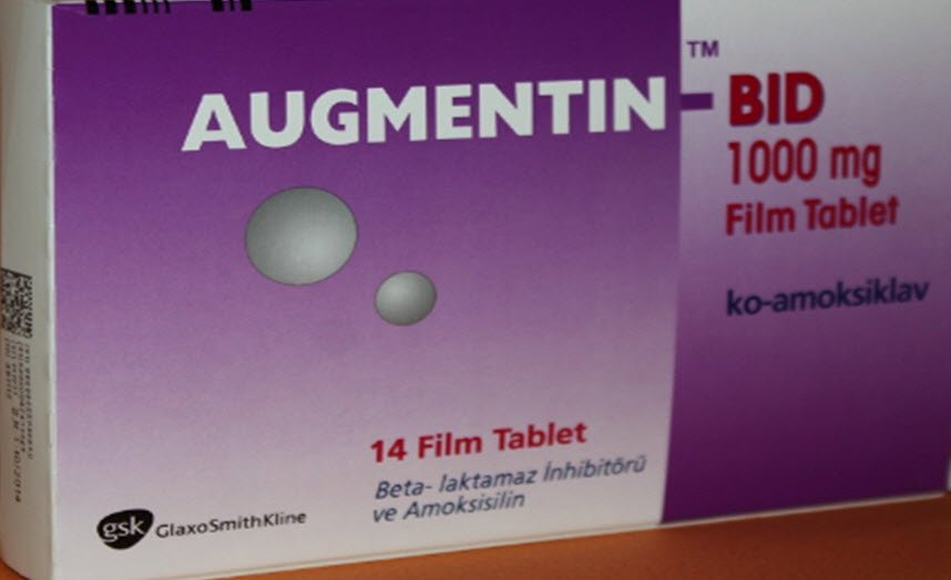 AUGMENTIN 1G TABLETS | Drugs.com